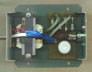 Схема импульсного блока питания для лампового 600