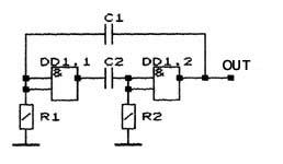К155ла3 генератор прямоугольных импульсов - a47b2